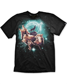 Loose Riders Wolfpack T-Shirt-apparel-Alta