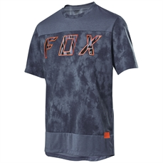 Fox Ranger DR Elevated SS Jersey Blue Steel-bike-Alta